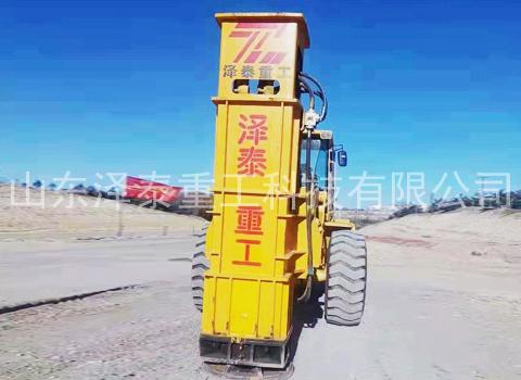吉林长余高速项目四标(中交一公局)
